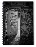 L.i.g.h.t. Spiral Notebook