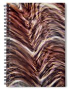 Light Micrograph Of Smooth Muscle Tissue Spiral Notebook