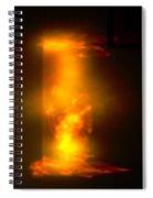 Light Spirit Spiral Notebook