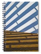 Light Struck Spiral Notebook
