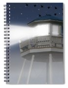 Lighthouse Dreaming Spiral Notebook