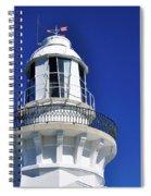Lighthouse Turret Spiral Notebook