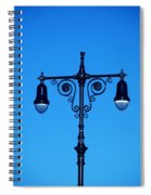 Lights Of Coney Island Spiral Notebook