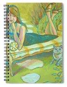 Lilly's No Stargazer Spiral Notebook