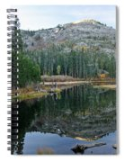Lily Lake Spiral Notebook