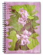 Lily Of The Valley - In The Pink #3 Spiral Notebook