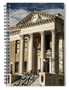 Limestone County Courthouse Alabama Spiral Notebook