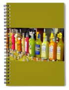 Limoncello From Capri Spiral Notebook