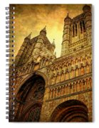 Lincoln Cathedral Spiral Notebook