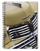 Lincoln Grille Spiral Notebook