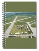 Lincoln Il Airport Spiral Notebook