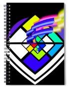 Line Of Battle Spiral Notebook