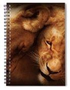 Lioness Love Spiral Notebook