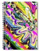 Liquid Clam Spiral Notebook