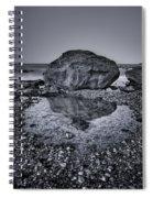 Liquid State Spiral Notebook