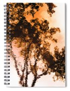 Liquid Tree Spiral Notebook
