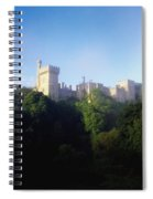 Lismore Castle, Co Waterford, Ireland Spiral Notebook