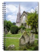 Lismore, Co Waterford, Ireland Spiral Notebook