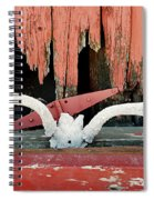 Little Antlers 1 Spiral Notebook