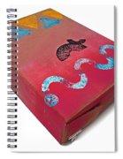Little Big Horn Box Spiral Notebook