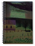 Little Church In The Vale Spiral Notebook