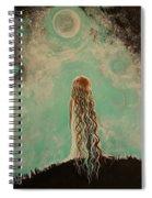 Little Galaxie One Spiral Notebook