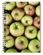 Little Green Apples Spiral Notebook