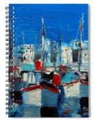 Little Harbor Spiral Notebook