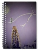 Little Hoots Too Spiral Notebook