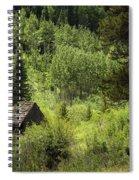 Little House - Vail Spiral Notebook