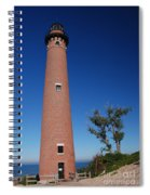 Little Sable Point Lighthouse Spiral Notebook