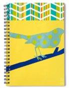 Little Song Bird Spiral Notebook