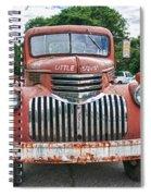 Little Squirt 15371 Spiral Notebook