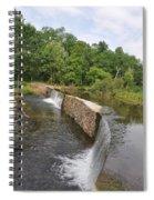 Little Valley Creek Spiral Notebook