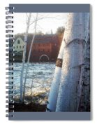 Littleton On The Ammonoosuc Spiral Notebook
