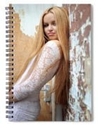 Liuda11 Spiral Notebook
