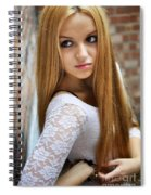 Liuda12 Spiral Notebook