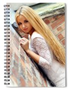 Liuda3 Spiral Notebook