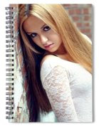 Liuda4 Spiral Notebook