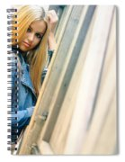 Liuda5 Spiral Notebook