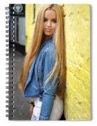 Liuda6 Spiral Notebook