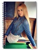 Liuda7 Spiral Notebook