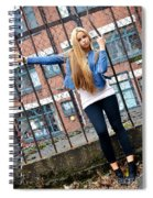 Liuda9 Spiral Notebook