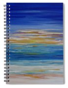 Lively Seascape Spiral Notebook
