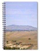 Livermore Valley Panorama Spiral Notebook