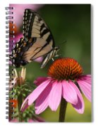 Living Color Spiral Notebook