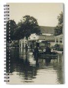 Livingston Manor - 1938 Flood Spiral Notebook