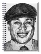 Ll Cool J In 2010 Spiral Notebook