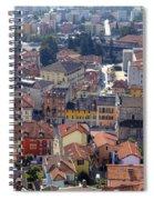Locarno - Ticino Spiral Notebook