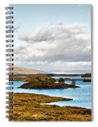 Loch Ba View Spiral Notebook